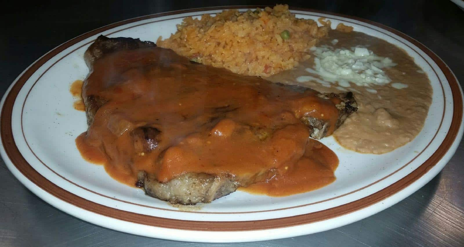 steak ranchero